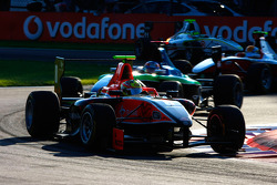 Rio Haryanto leads Robert Wickens