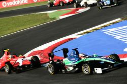 Daniel Morad leads Miki Monras