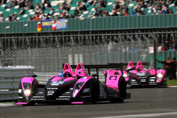 #35 Oak Racing Pescarolo - Judd: Richard Hein, Guillaume Moreau