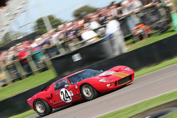 Ray Bellm, in the original Alan Mann Ford GT40