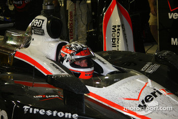 Will Power, Team Penske can only wait