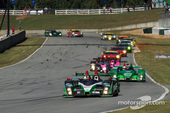 #89 Intersport Racing Oreca FLM09: Kyle Marcelli, David Ducote, Chapman Ducote