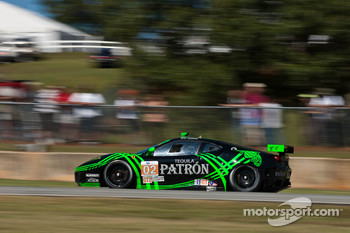 #02 Extreme Speed Motorsports Ferrari 430 GT: Ed Brown, Guy Cosmo, Joao Barbosa