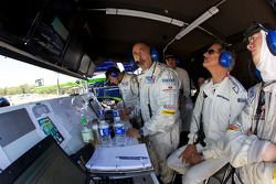 Bobby Rahal and Dr. Mario Theissen