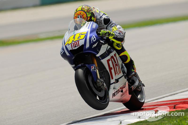 2010: Valentino Rossi (Yamaha YZR-M1)