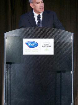 Welcome speech: American Le Mans Series President Scott Atherton
