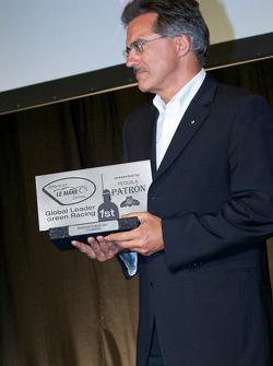 Manufacturer LMGT championship to BMW Motorsport: Dr. Mario Theissen