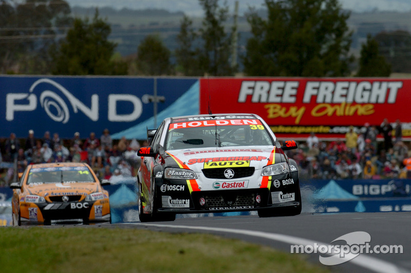 Paul Morris, Supercheap Auto Racing
