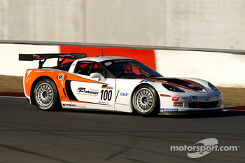 #100 Callaway Competition Z06R GT3: Marius Ritskes, Bernard van Oranje