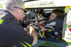 Carl Edwards, Roush Fenway Racing Ford with crew chief Bob Osborne