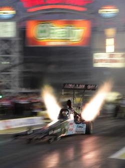 Terry McMillen, 2008 Amalie Oil/Wolverine McKinney Dragster
