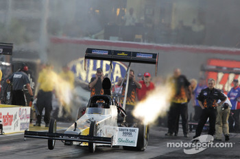 Chris Karamesines, 2009 McKinney Dragster