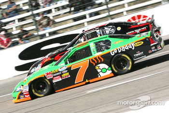 Danica Patrick and Robert Richardson