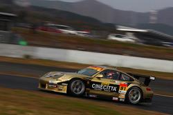 #51 Sabelt Cine Citta' Taisan Porsche: Yuya Sakamoto, Hideki Yamauchi