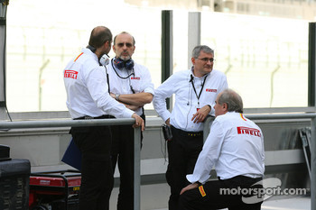 Pirelli staff