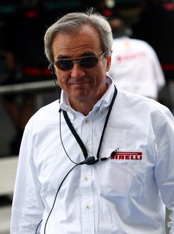 Maurizio Boiocchi, Pirelli R&D director