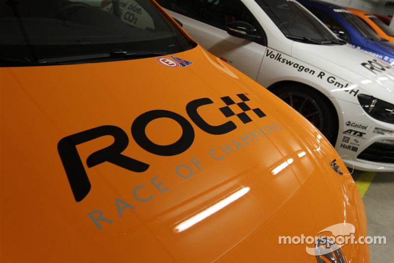 Volkswagen Scirocco ROC car detail