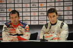 Press conference: Race of Champions winner Filipe Albuquerque, second place Sbastien Loeb