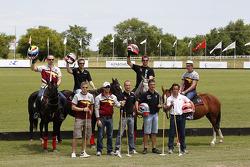 Polo match at Polo Ground Estancia Grande