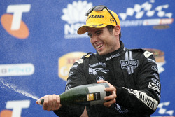 Rick Kelly takes out third for Jack Daniel's Racing