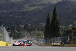 #38 All-Inkl.com Münnich Motorsport Lamborghini Murcielago R: Nicky Pastorelli, Dominik Schwager