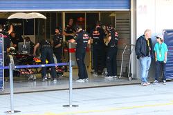 Sebastian Vettel, Red Bull Racing , Norbert Vettel, Father of Sebastian Vettel and Fabian Vettel Brother of Sebastian Vettel