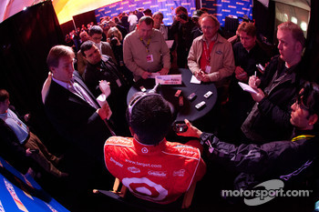 Juan Pablo Montoya, Earnhardt Ganassi Racing Chevrolet, media attention
