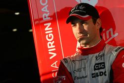 Timo Glock, Marussia Virgin Racing