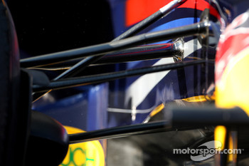 Red Bull Racing, detail