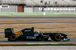 Jarno Trulli, Team Lotus, TL11