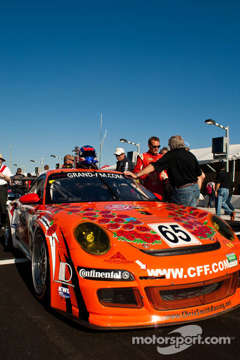 #65 Chris Smith Racing Porsche GT3