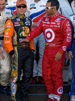 Rolex 24 At Daytona Champions photo: Jamie McMurray and Juan Pablo Montoya