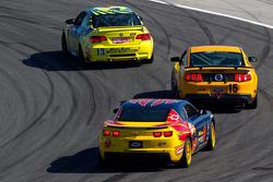 #13 Rum Bum Racing BMW M3 Coupe: Nick Longhi, Matt Plumb, #15 Multimatic Motorsports Mustang Boss 302R: Joe Foster, Scott Maxwell, #9 Stevenson Motorsports Camaro GS.R: Matt Bell, John Edwards
