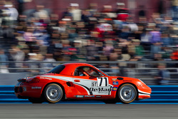 #71 DeMan Motorsport Boxster: Rick DeMan, Dan Ferguson