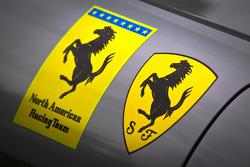 Ferrari 250 GT California Spyder LWB NART decals