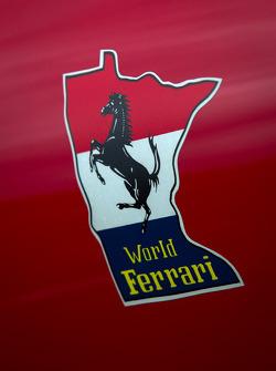 Ferrari 250 GT SWB Competition decal