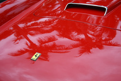Ferrari 250 California detail