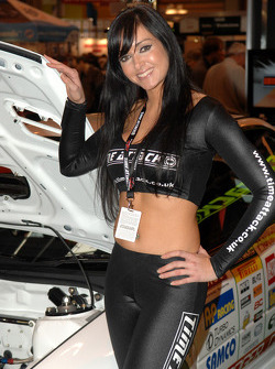 Time Attack Promo Girl