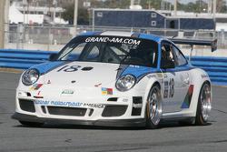 #18 Mühlner Motorsport Porsche GT3: Peter Ludwig, Mark Thomas, Dion von Moltke