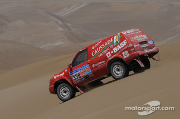 #339 Nissan: Frdric Chavigny and Willy Alcaraz