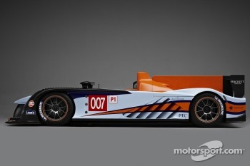 The 2011 Aston Martin Racing AMR-One LMP1 car