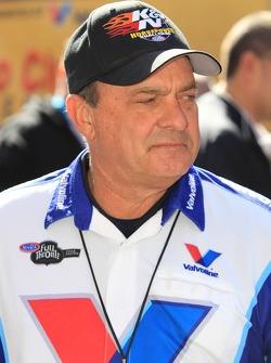 Pro Stock Driver Ron Krisher
