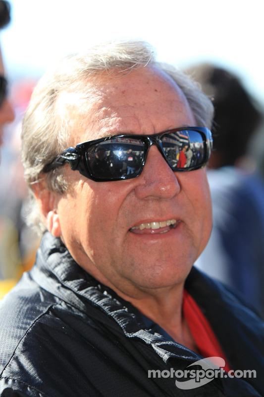 Team Owner Don Schumacher
