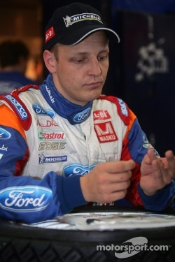 Mikko Hirvonen, Ford Fiesta RS WRC, BP Ford Abu Dhabi World Rally Team