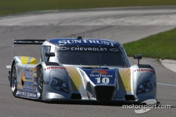 #10 SunTrust Racing Chevrolet Dallara: Max Angelelli, Ricky Taylor