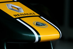 Team Lotus front wing