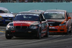 #14 Doran Racing BMW 128i: Tim Bell, BJ Zacharias