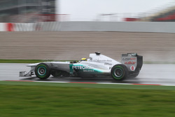 Nico Rosberg, Mercerdes GP Petronas F1 Team