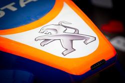 #10 Team Oreca Matmut Peugeot 908 HDi-FAP detail