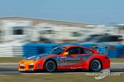 Sebring GT3 Cup winner: HENRIQUE CISNEROS